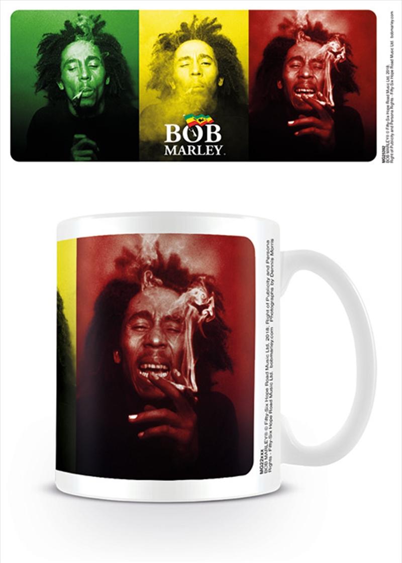 Bob Marley Tricolour Smoke | Merchandise