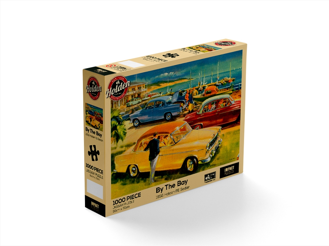 Holden By The Bay - 1000 Piece Puzzle | Merchandise
