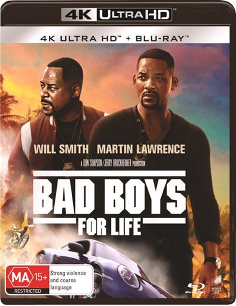 Bad Boys For Life | Blu-ray + UHD | UHD