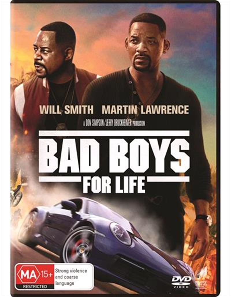 Bad Boys For Life | DVD