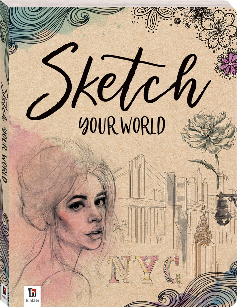 Sketch Your World | Books