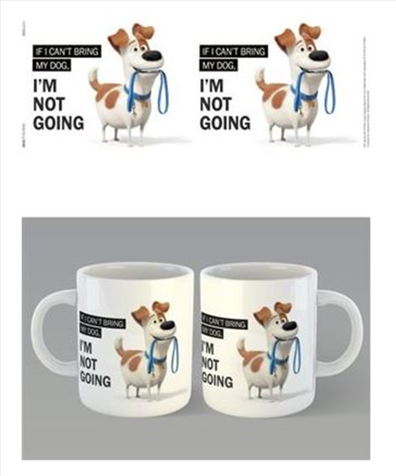Secret Life Of Pets 2 - Not Going | Merchandise