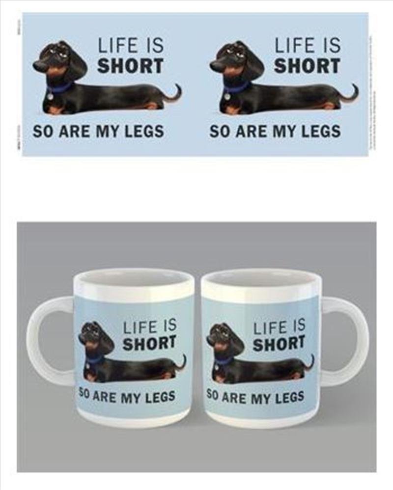 Secret Life Of Pets 2 - Life's Short | Merchandise
