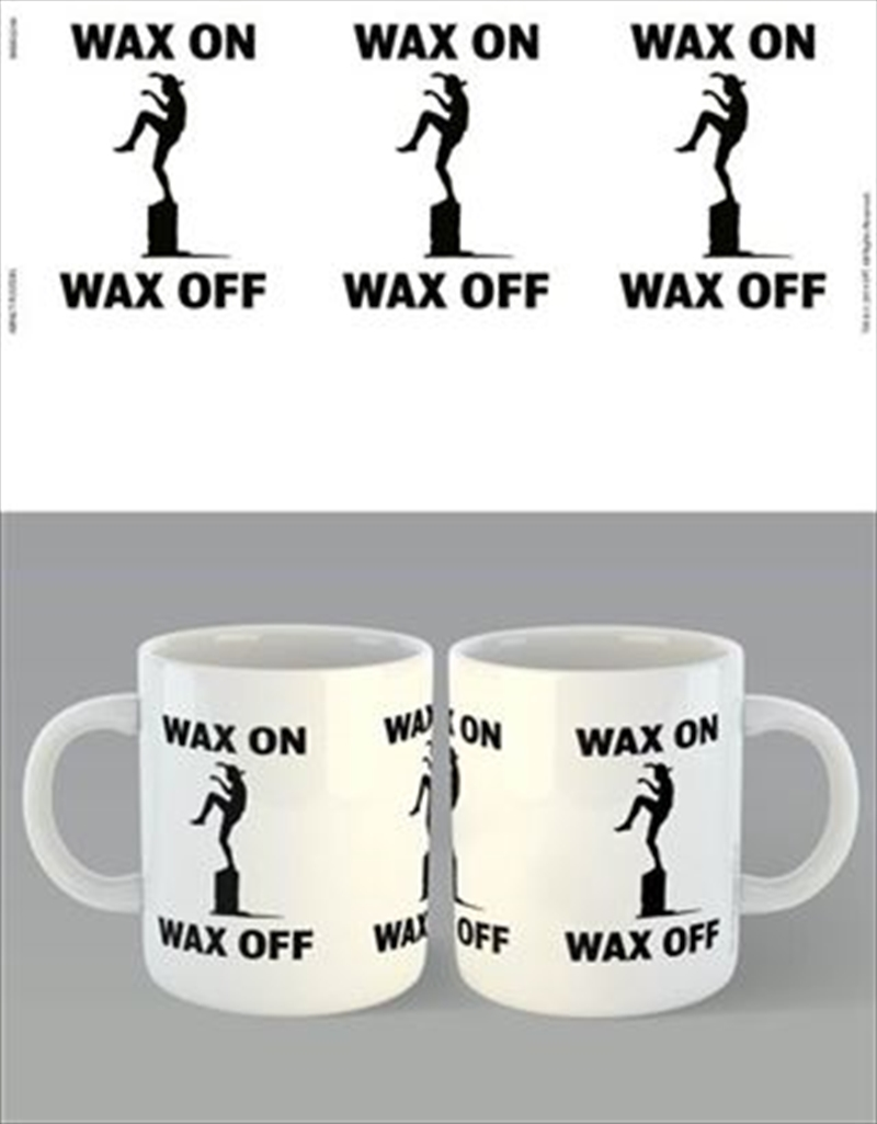 Cobra Kai Wax On Wax Off | Merchandise