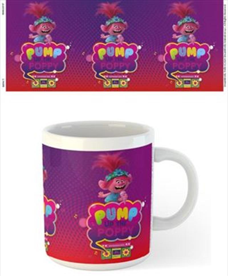 Trolls: World Tour - Pump Up The Poppy   Merchandise