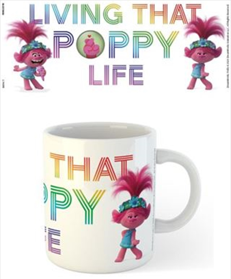 Trolls: World Tour - Living That Poppy Life | Merchandise