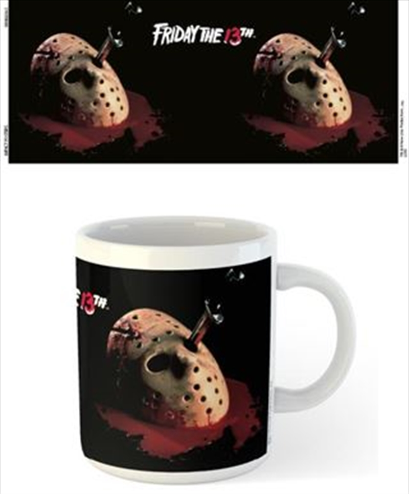 Friday The 13th Mask | Merchandise