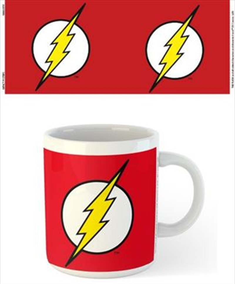 DC Comics - The Flash Logo | Merchandise