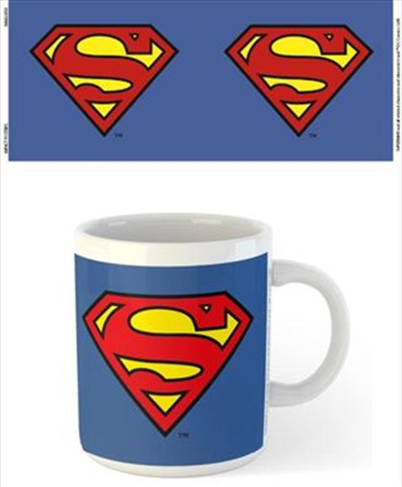 DC Comics - Superman Logo | Merchandise