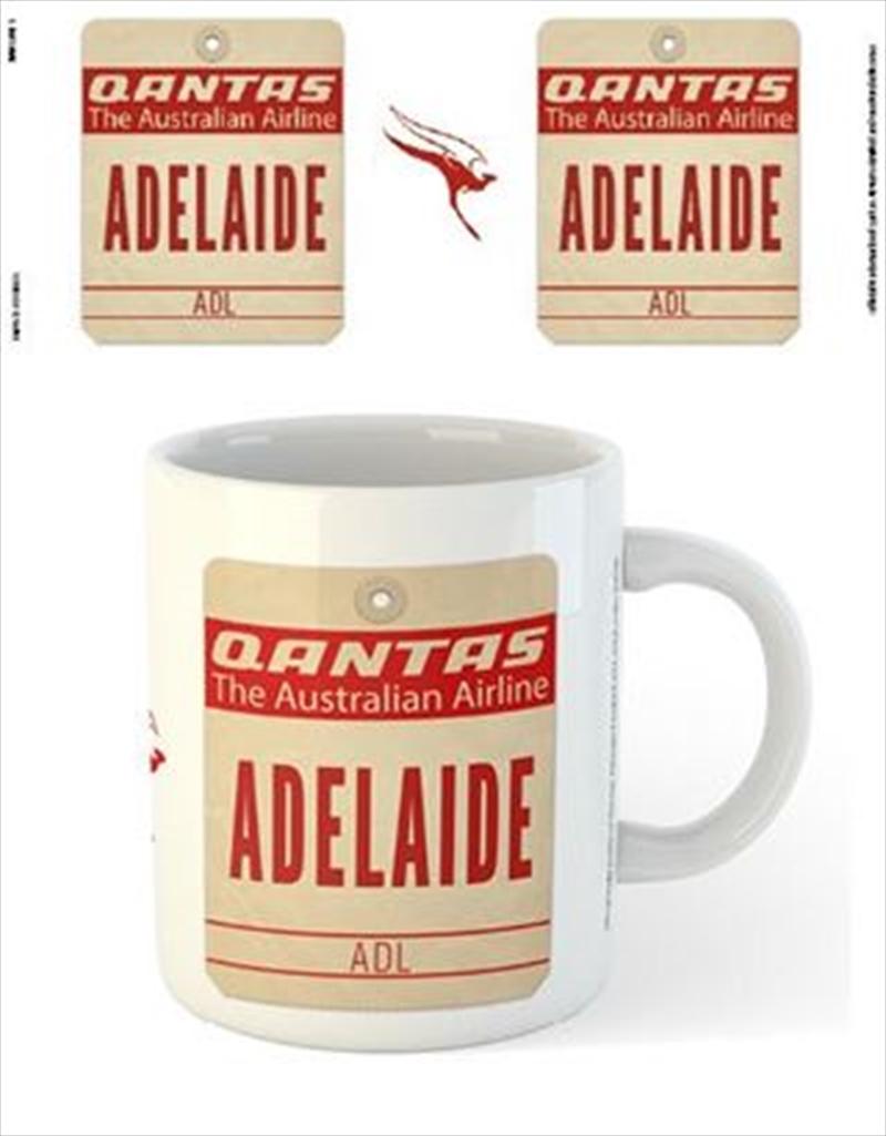 Qantas - Adelaide Destination Tag | Merchandise