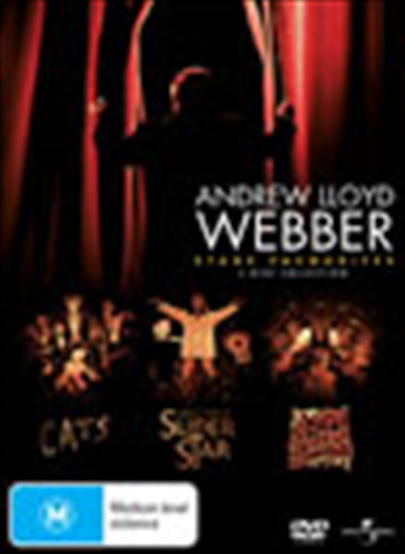 Andrew Lloyd Webber Stage Favo | DVD