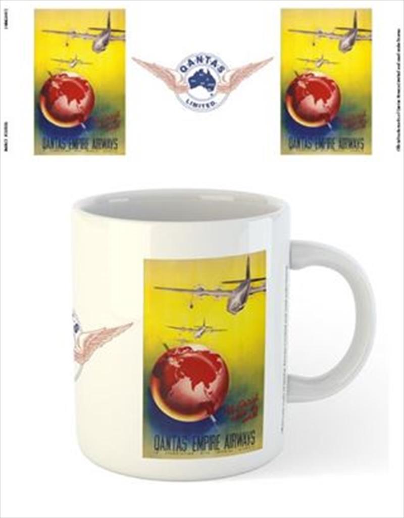 Qantas - Empire Airways - Fly British!   Merchandise