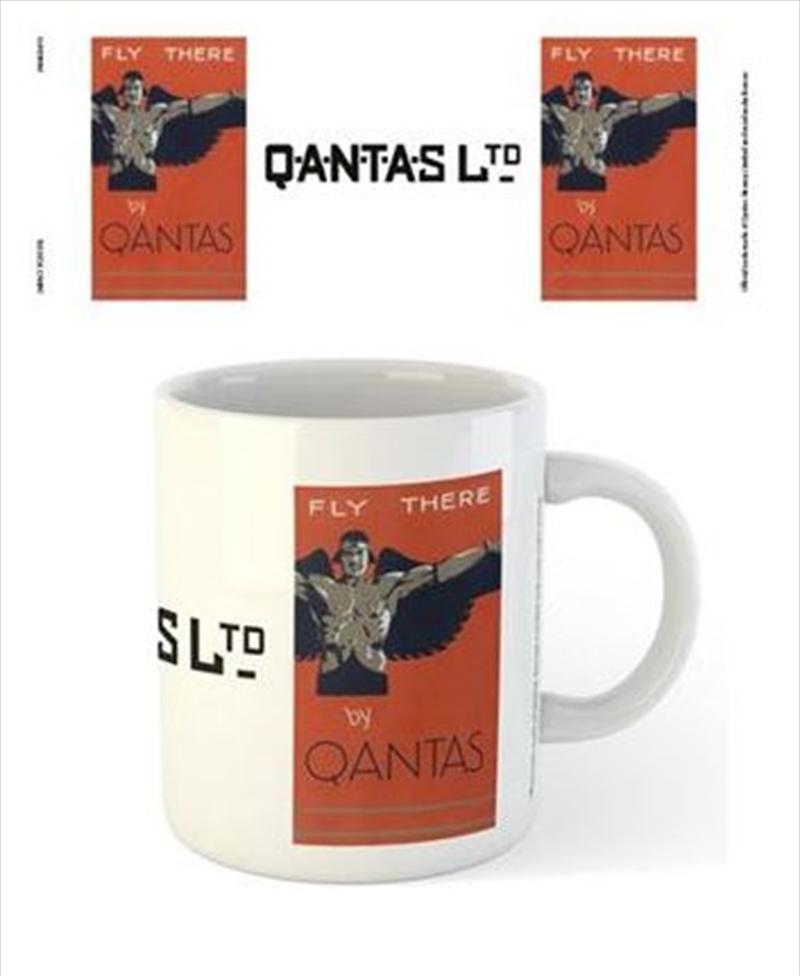Qantas - Fly There by Qantas 1929   Merchandise