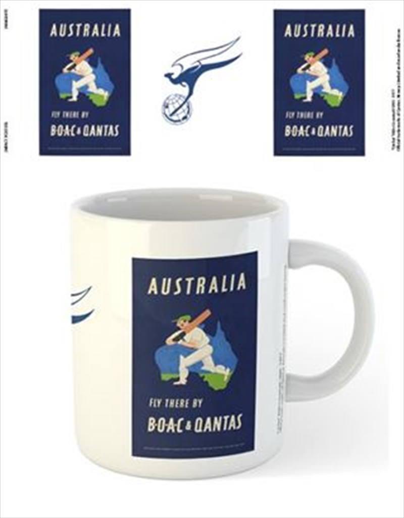 Qantas Cricket | Merchandise