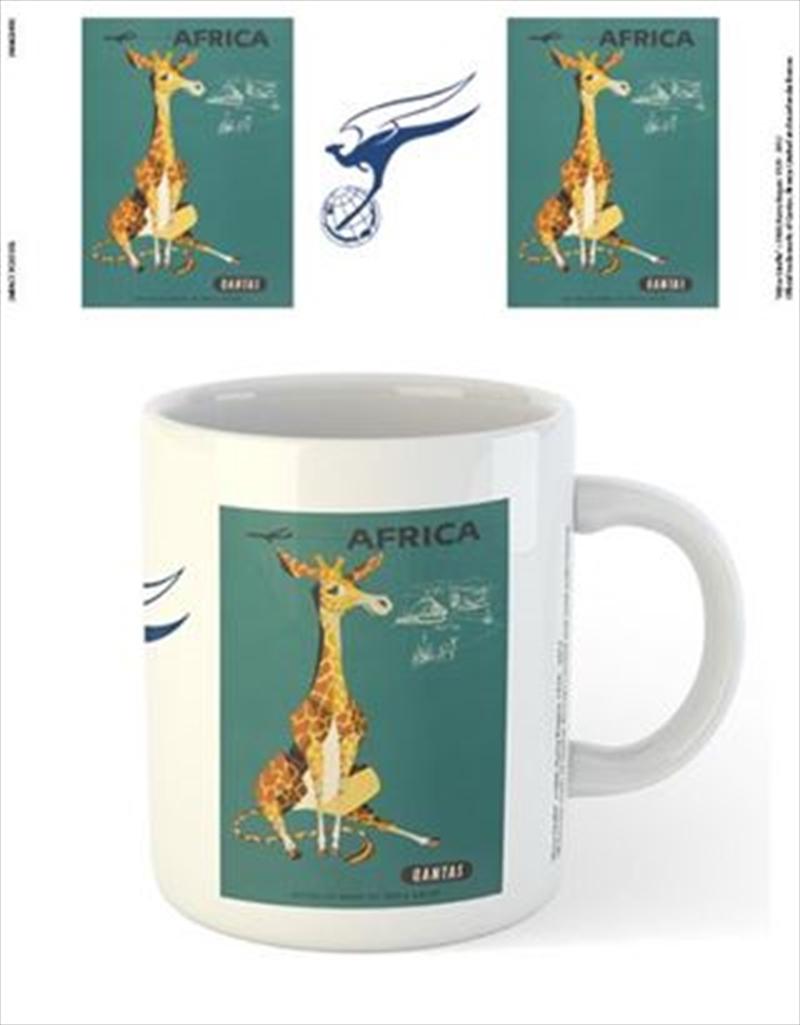 Qantas - Africa Giraffe | Merchandise