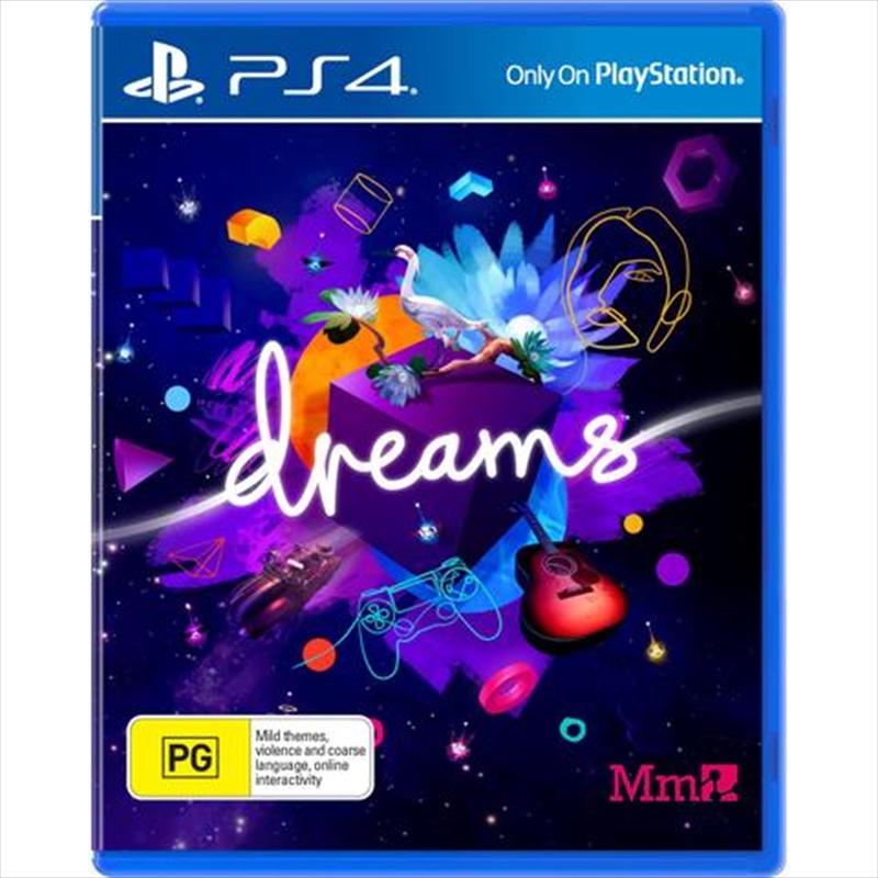 Dreams | PlayStation 4