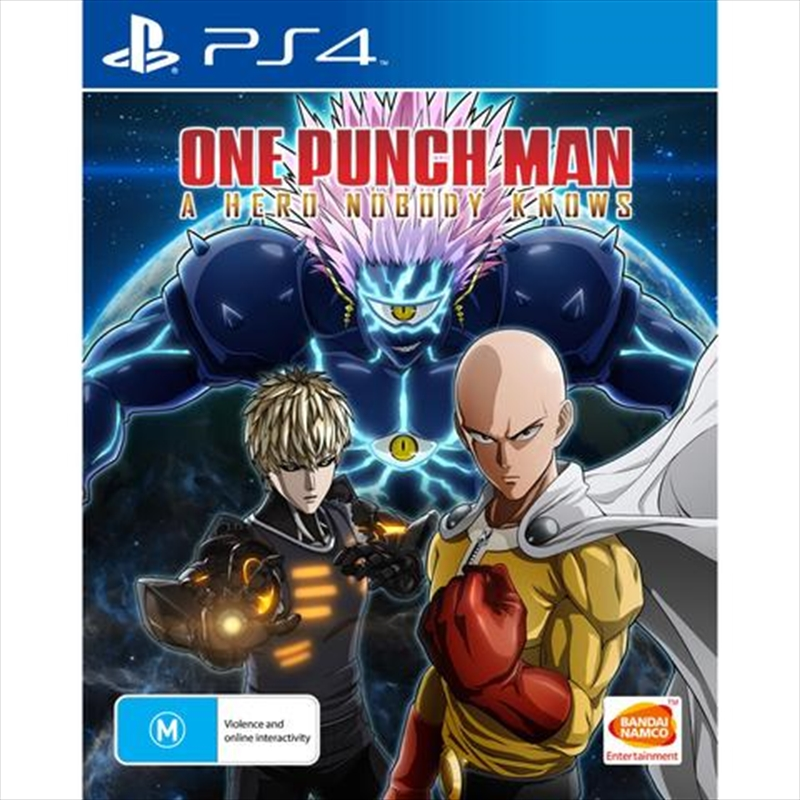 One Punch Man A Hero Nobody Knows | PlayStation 4
