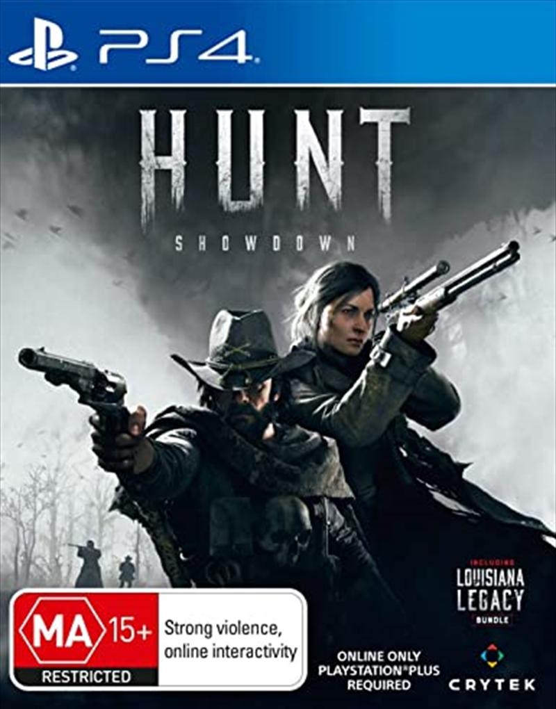 Hunt Showdown | PlayStation 4