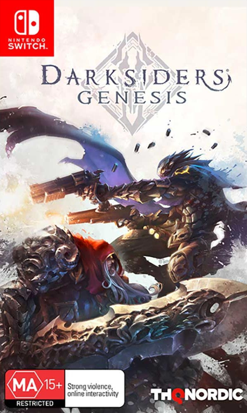 Darksiders Genesis | Nintendo Switch