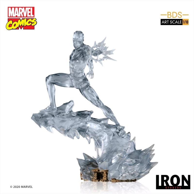X-Men - Iceman 1:10 Scale Statue   Merchandise