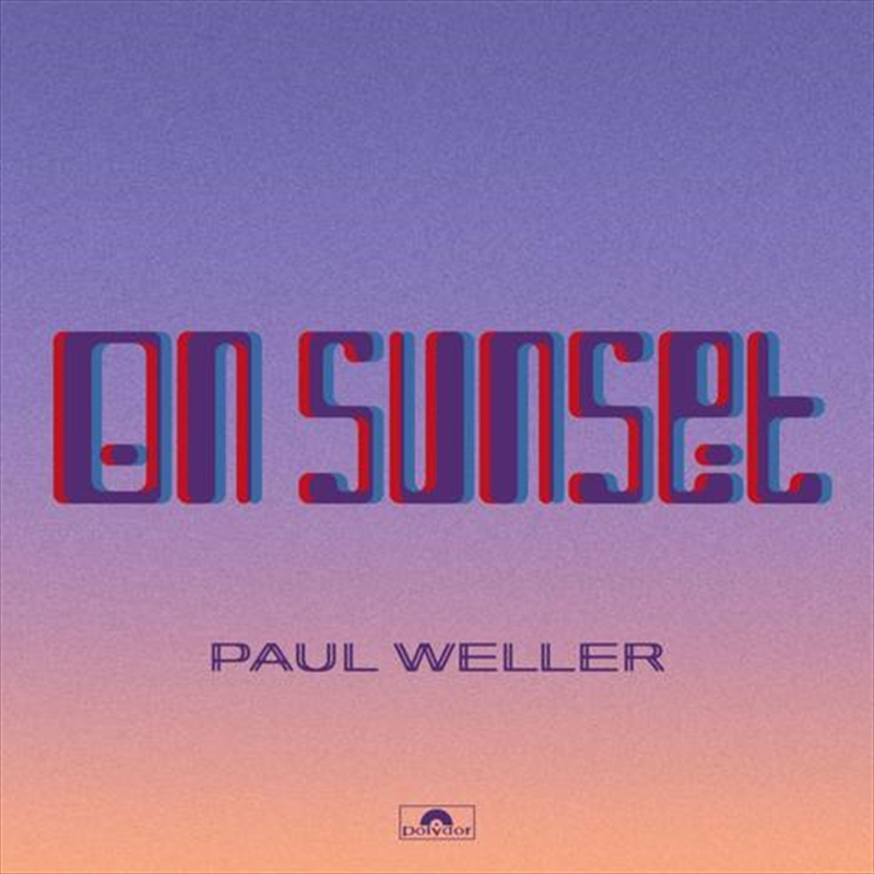 On Sunset - Deluxe Edition   CD