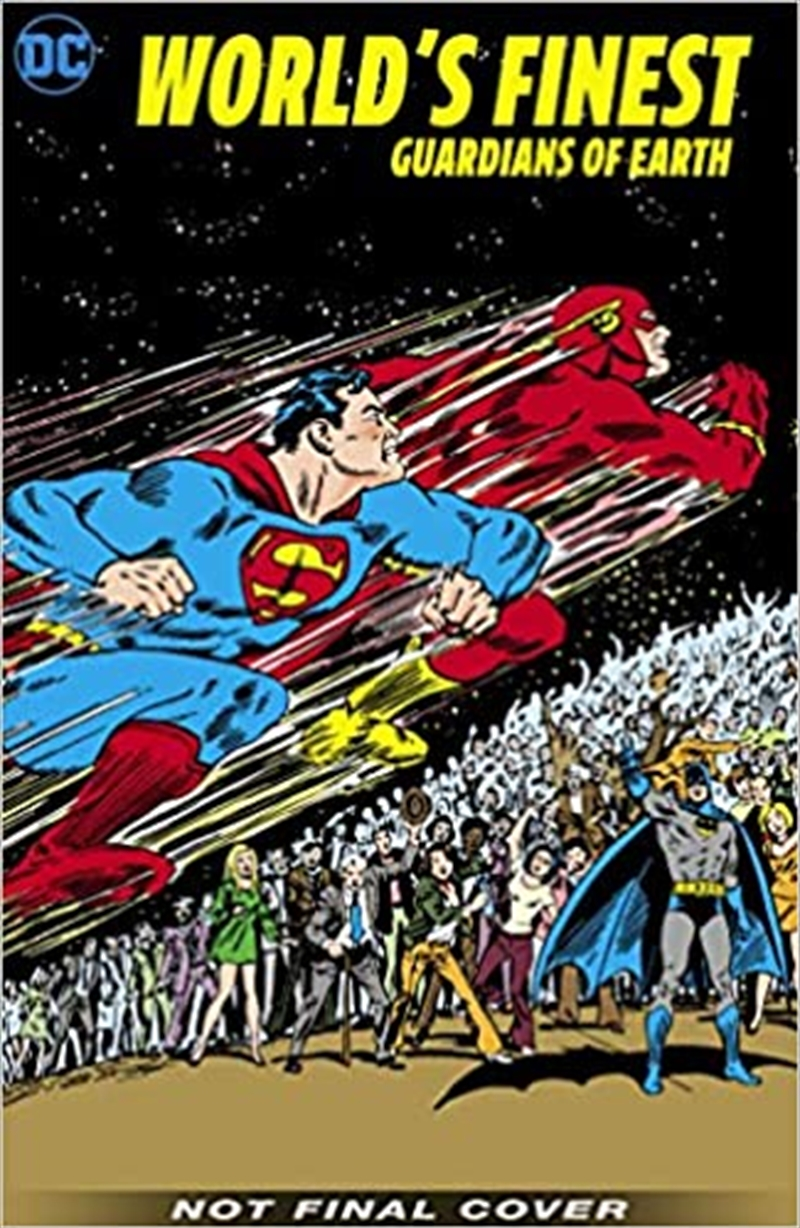 World's Finest The Guardians of Earth | Hardback Book