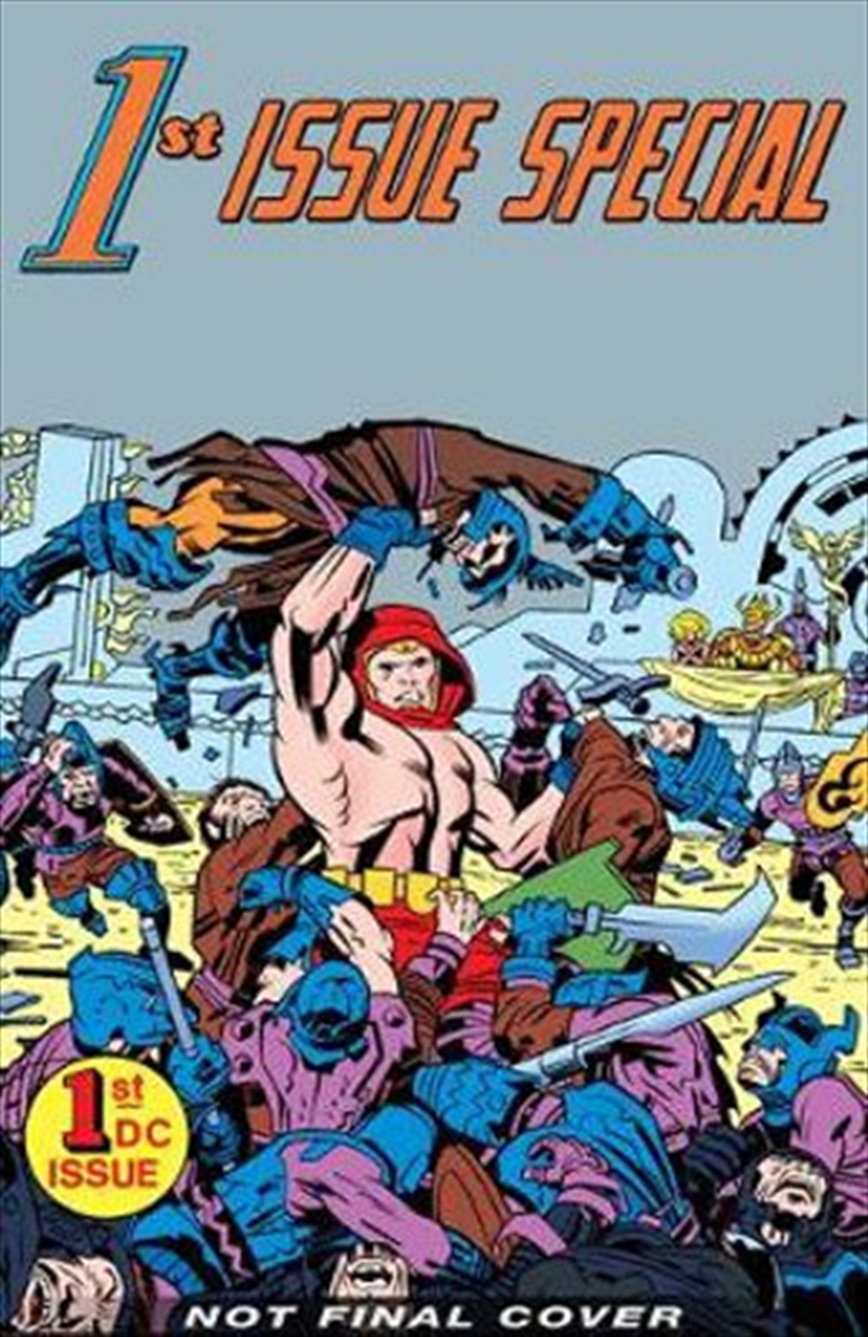DC's First Issue Specials | Hardback Book