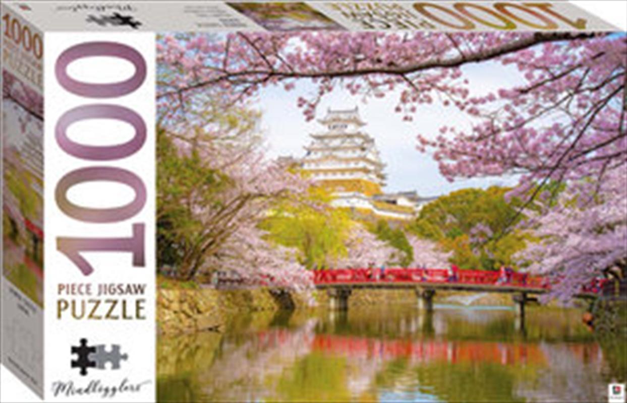 Himeji Castle, Japan 1000-Piece Jigsaw Puzzle   Merchandise