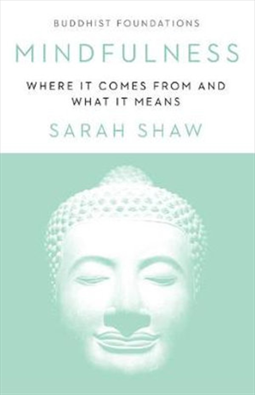 Mindfulness   Paperback Book