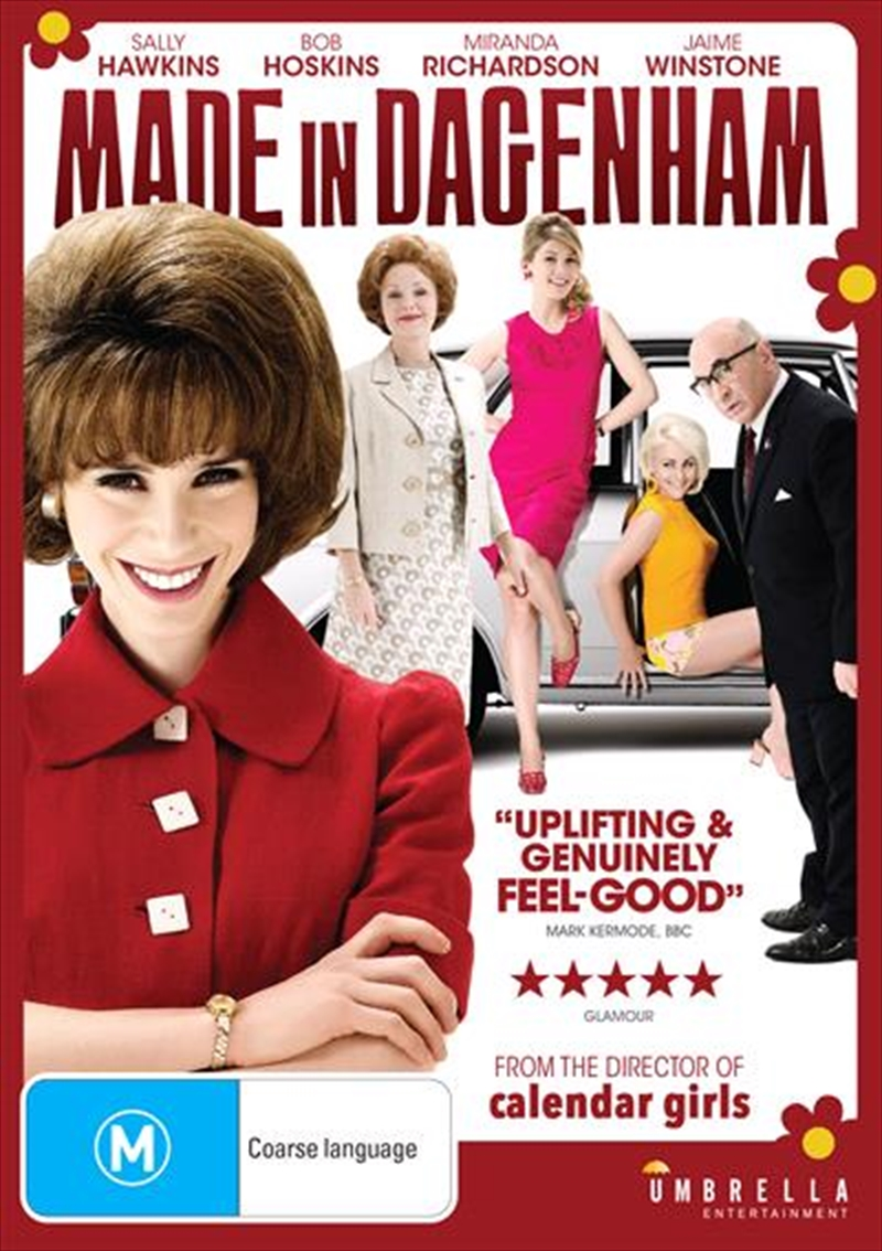 Made In Dagenham | DVD