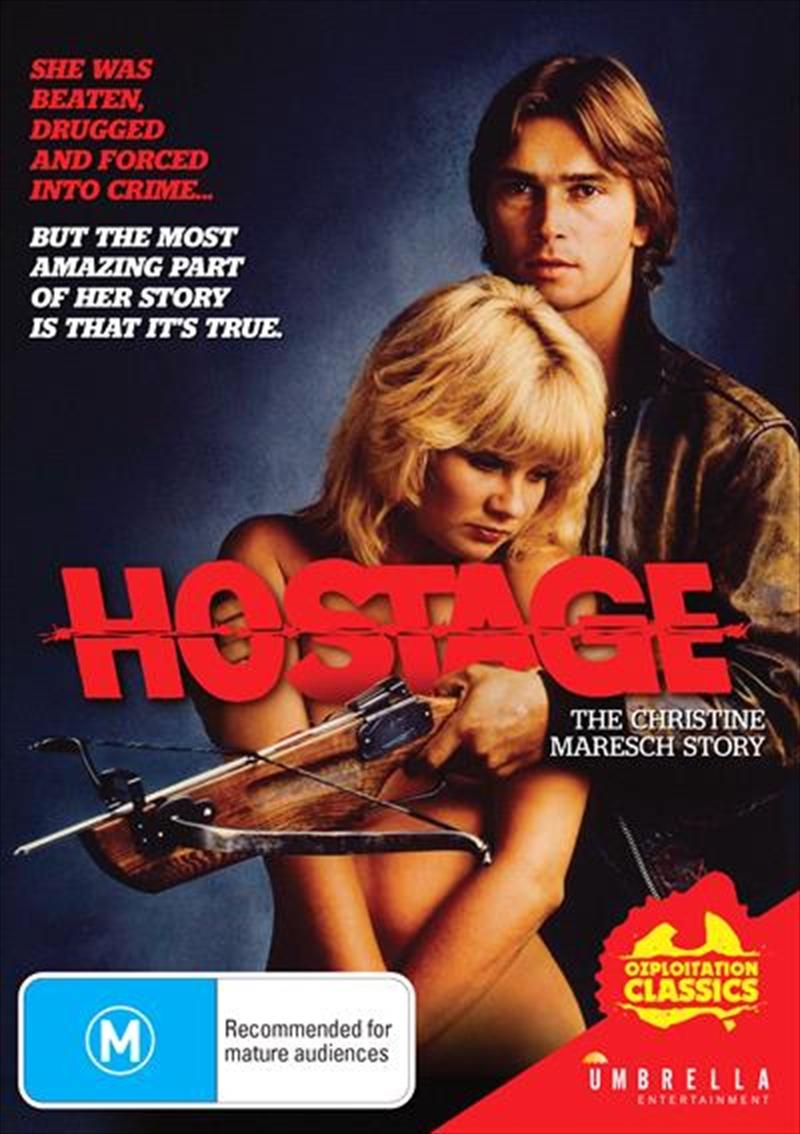 Hostage | Ozploitation Classics | DVD