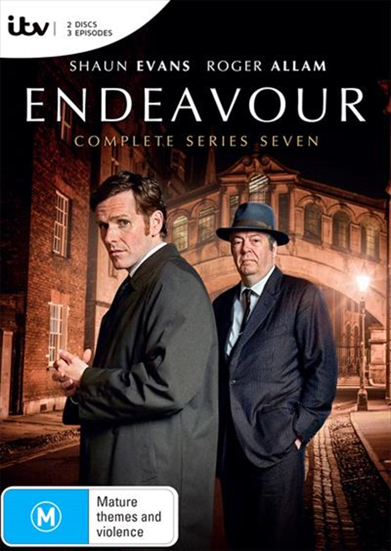 Endeavour - Series 7 | DVD
