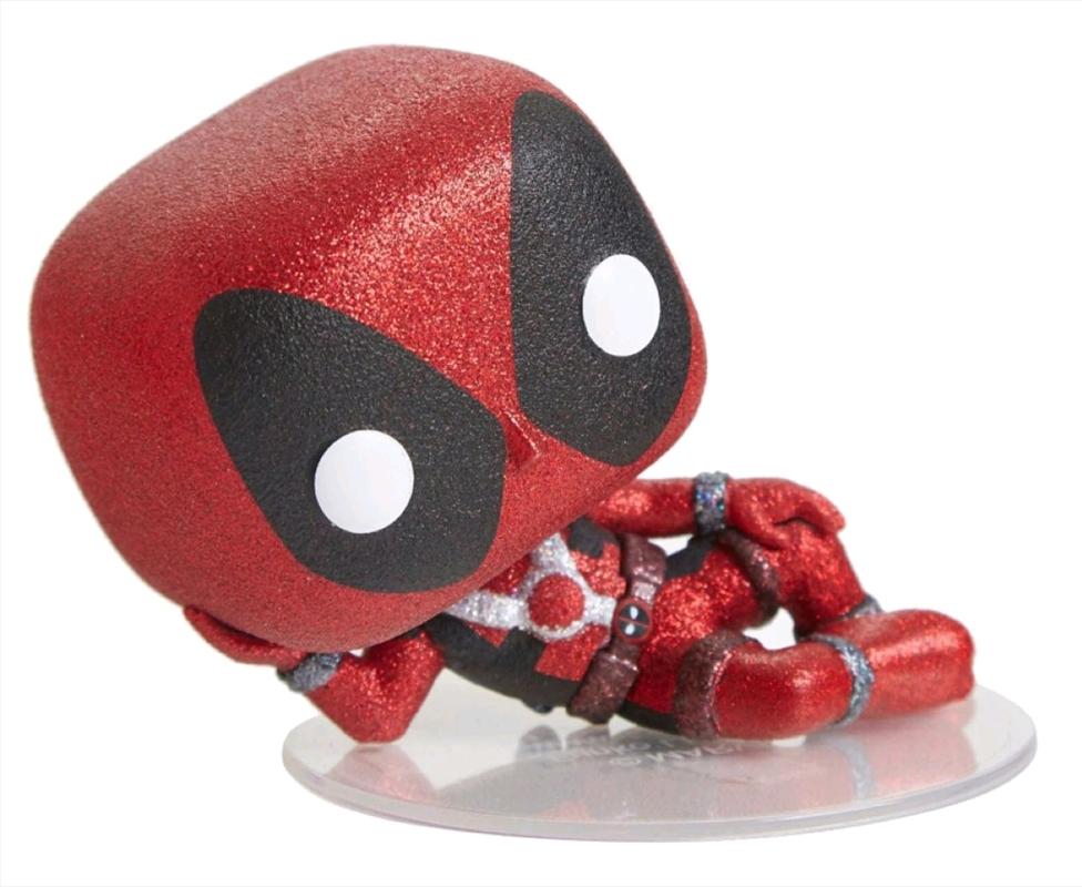 Deadpool - Deadpool Diamond Glitter US Exclusive Pop! Vinyl [RS] | Pop Vinyl