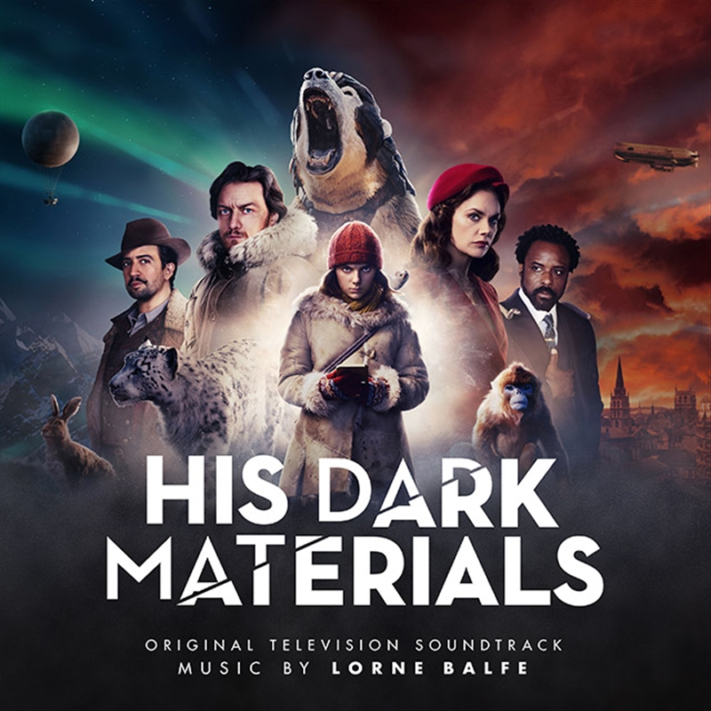 His Dark Materials   CD
