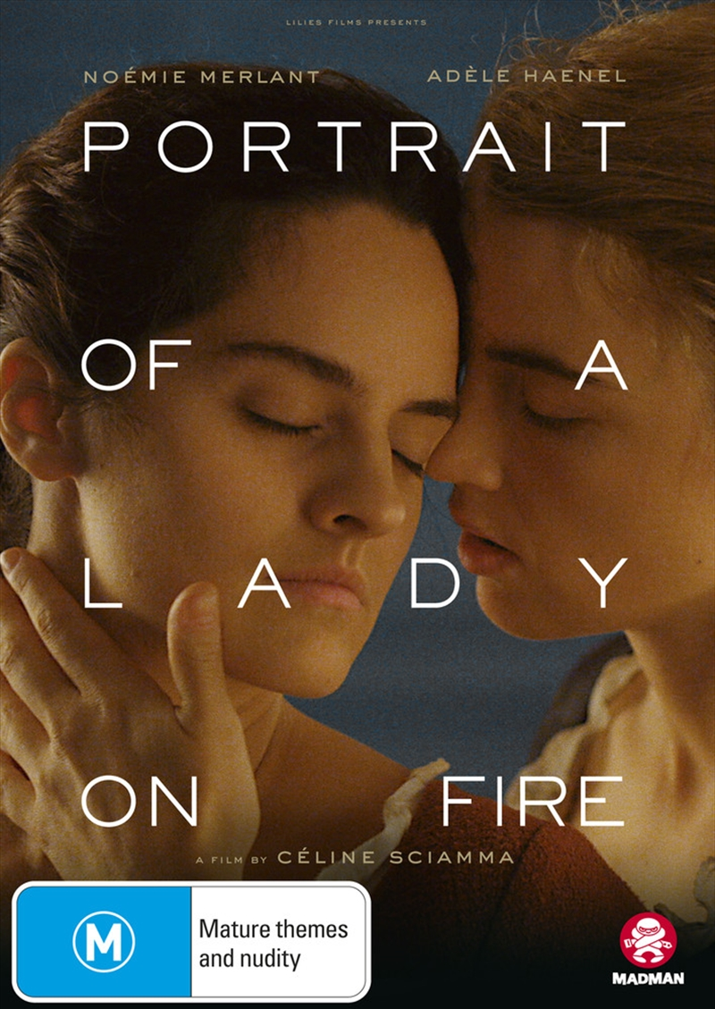 Portrait Of A Lady On Fire | DVD
