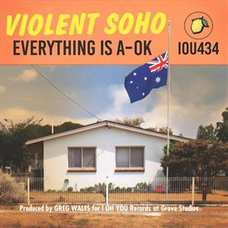 Everything Is A-OK   CD