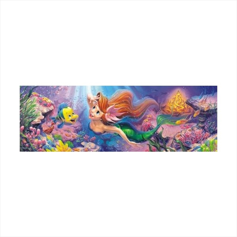 Tenyo Disney Little Mermaid Perfect World Puzzle 456 pieces | Merchandise