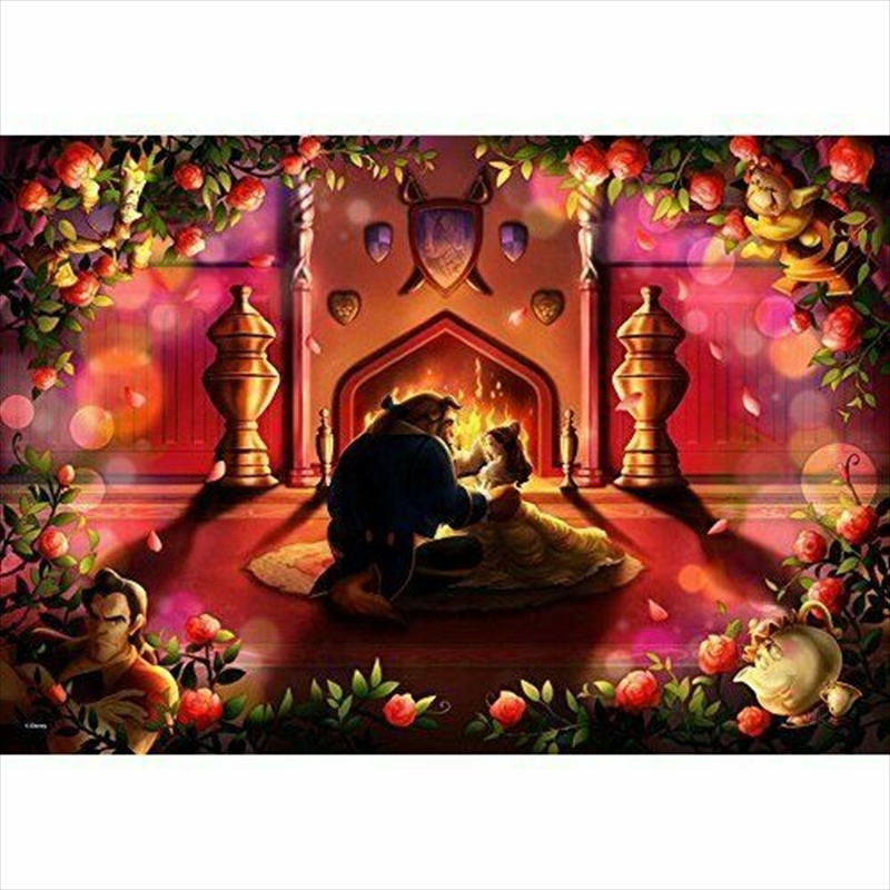Beauty And The Beast Beginning Of Love 500 Piece Puzzle | Merchandise