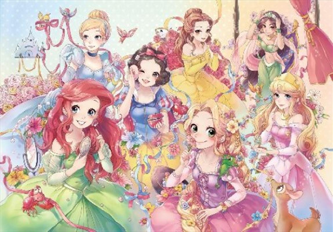 Tenyo Disney Purely Disney Princess Puzzle 500 pieces   Merchandise