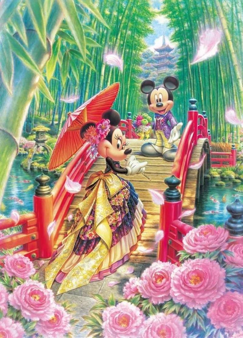 Mickey & Minnies Wedding 266 Piece Puzzle | Merchandise