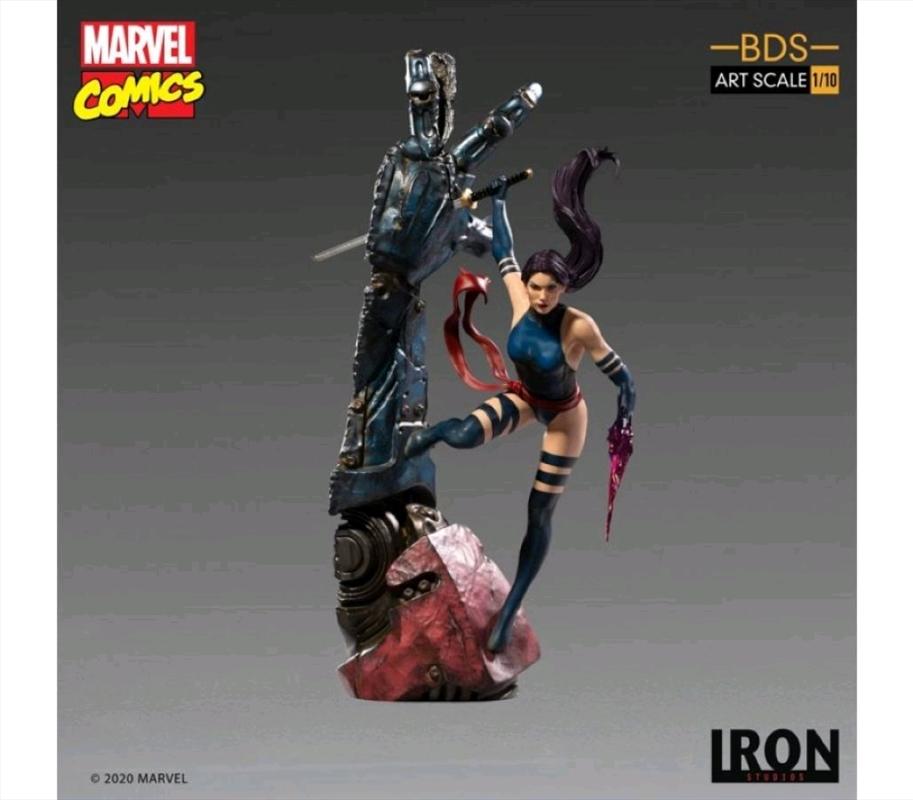 X-Men - Psylocke 1:10 Scale Statue | Merchandise