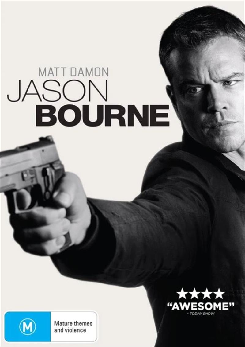 Jason Bourne | DVD