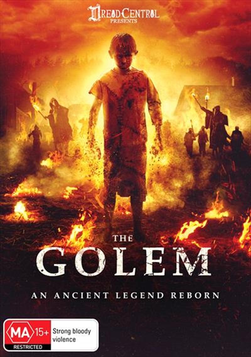 Golem, The | DVD