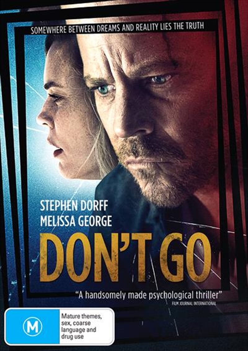 Don't Go | DVD