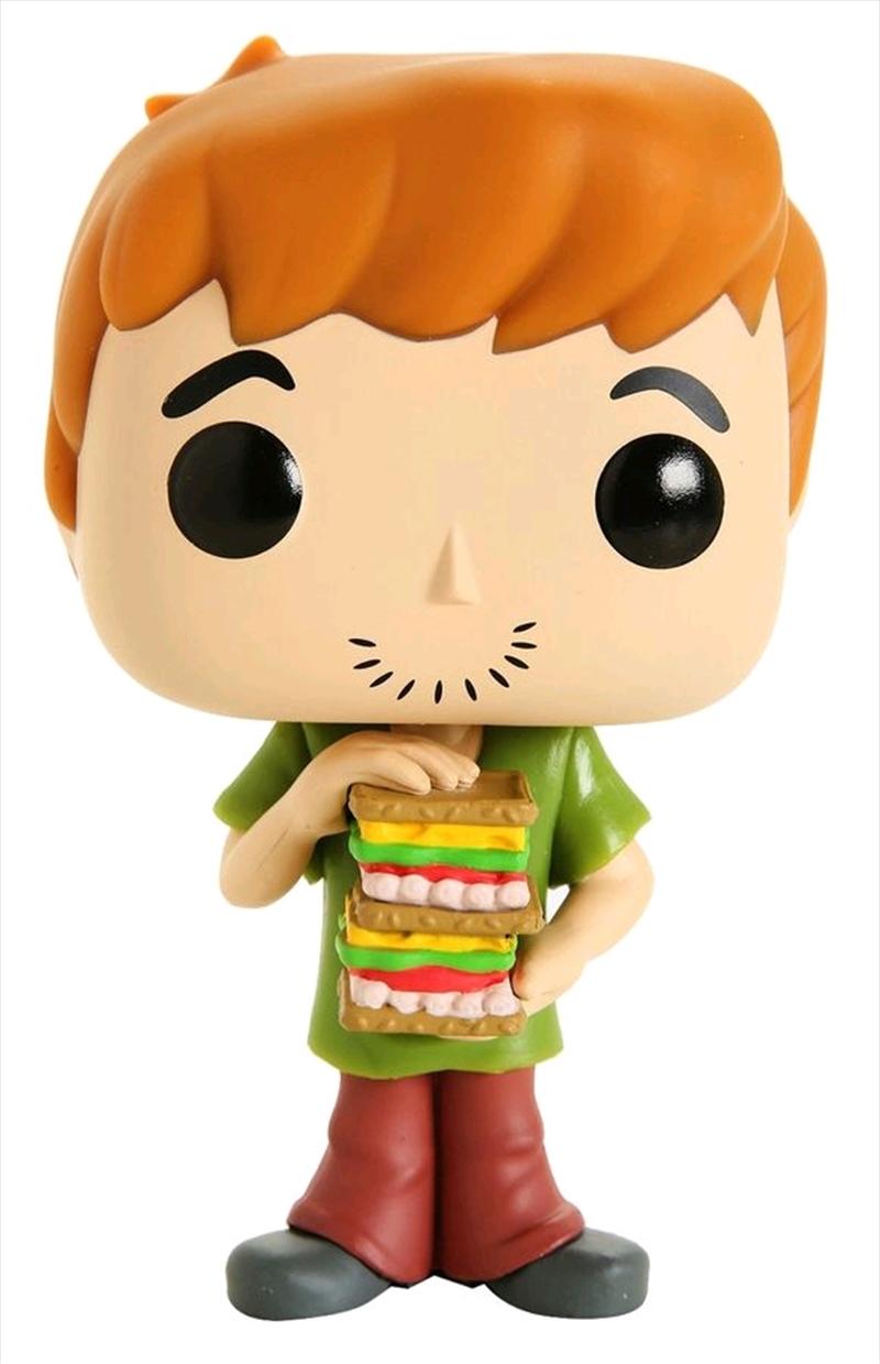 Scooby Doo - Shaggy with Sandwhich Pop! Vinyl | Pop Vinyl