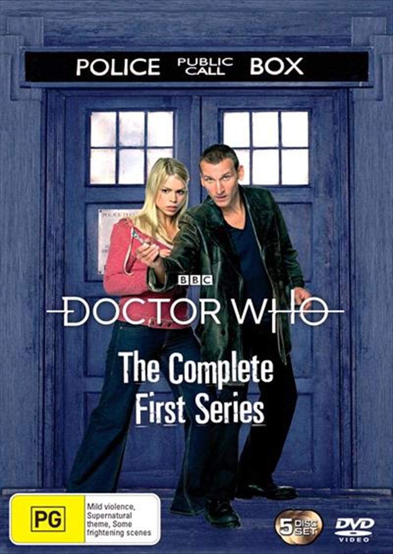 Doctor Who - Series 1 | Boxset | DVD