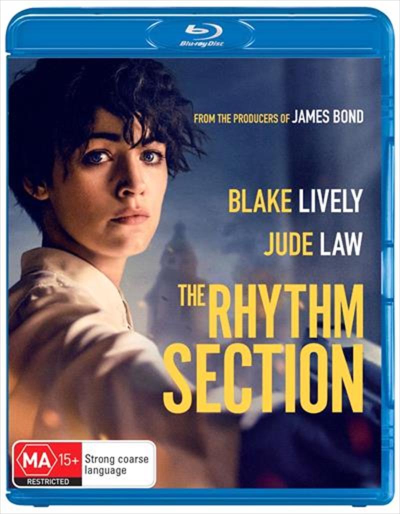 Rhythm Section, The | Blu-ray