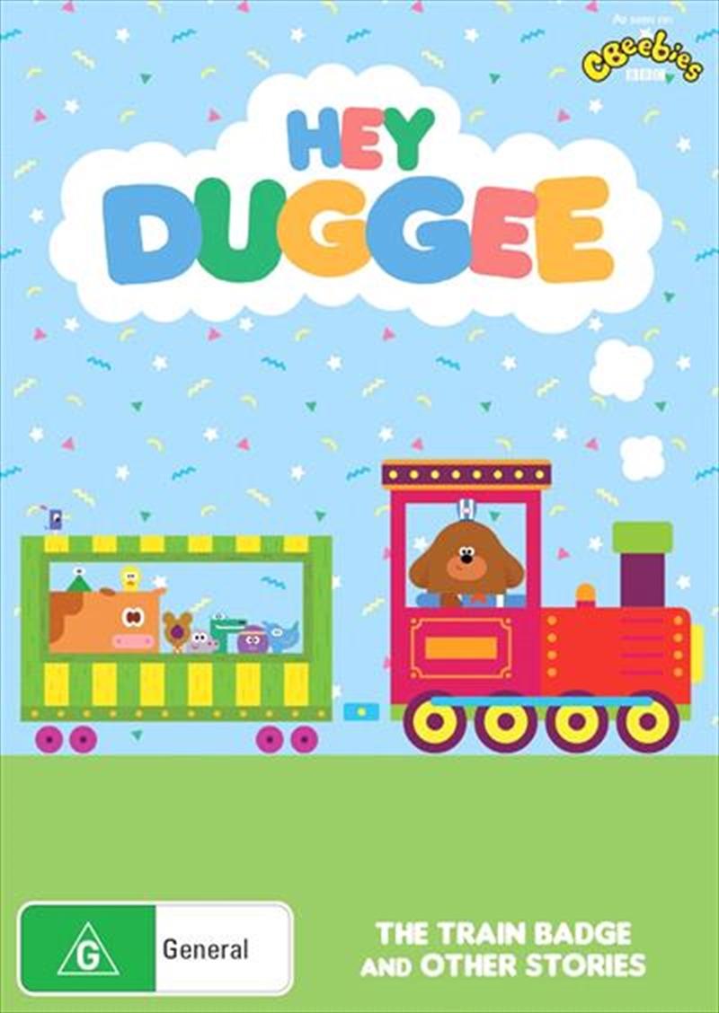 Hey Duggee - The Train Badge   DVD