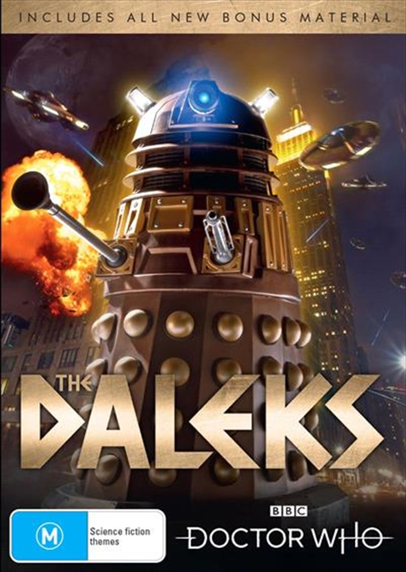 Doctor Who - The Daleks | DVD