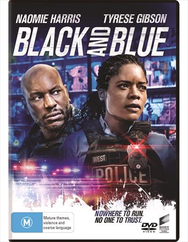 Black And Blue | DVD
